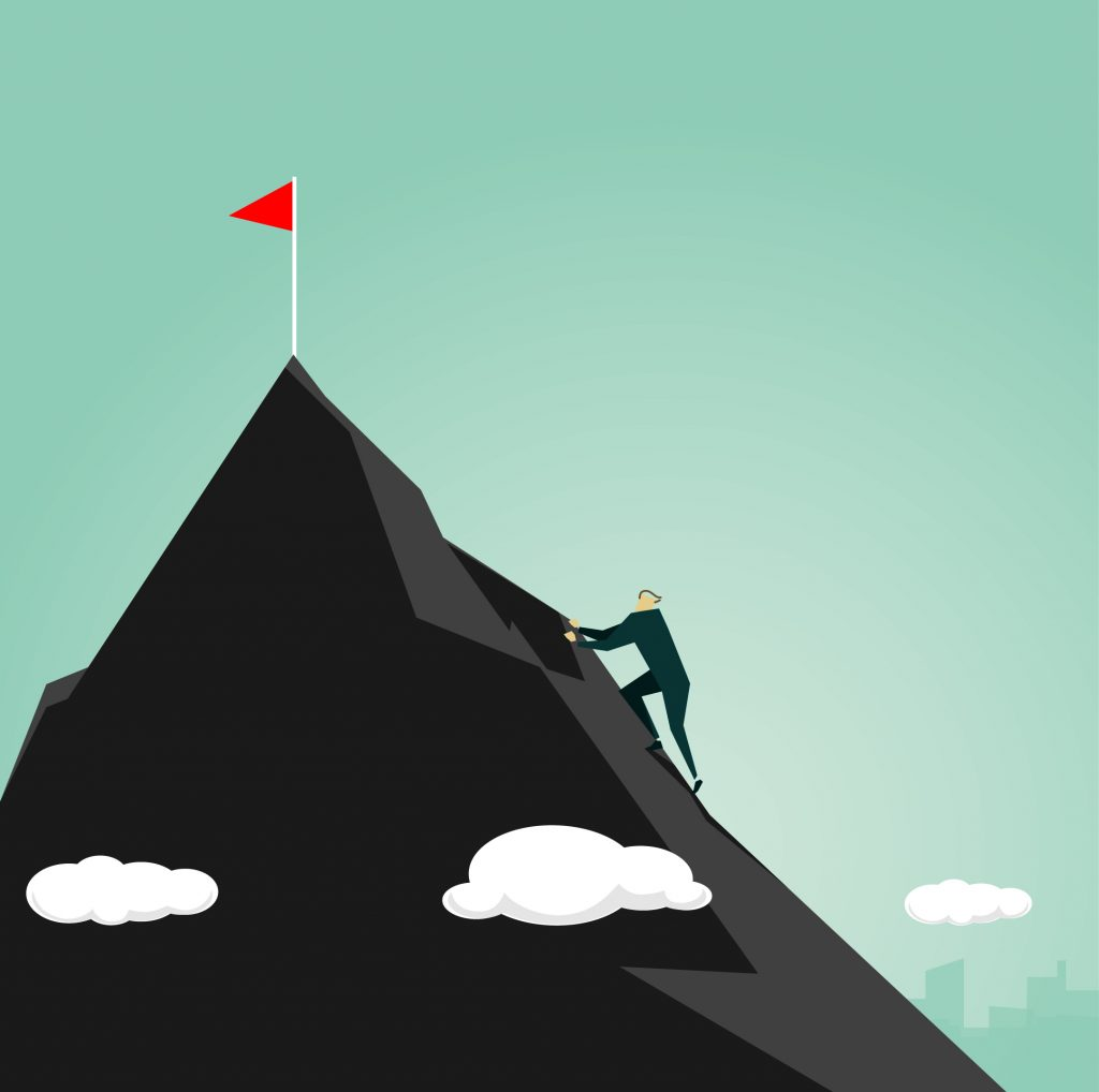 BusinessMan-Climbing-RedFlag